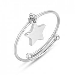 Anello con stella Luca...