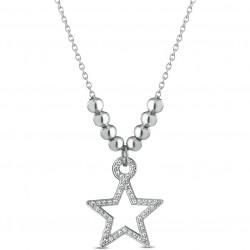 Collana con stella...