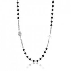 Collana rosario Luca Barra...