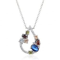 Collana donna in argento...