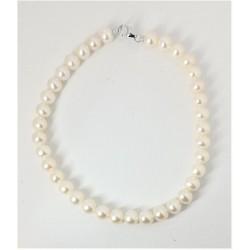 Bracciale donna in perle d...