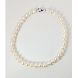 Bracciale donna in perle i...