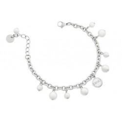 Bracciale donna con perle...