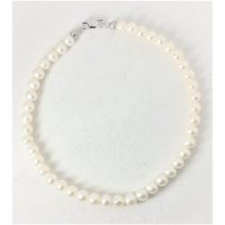 Bracciale donna in perle...