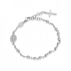 Bracciale rosario uomo Luca...